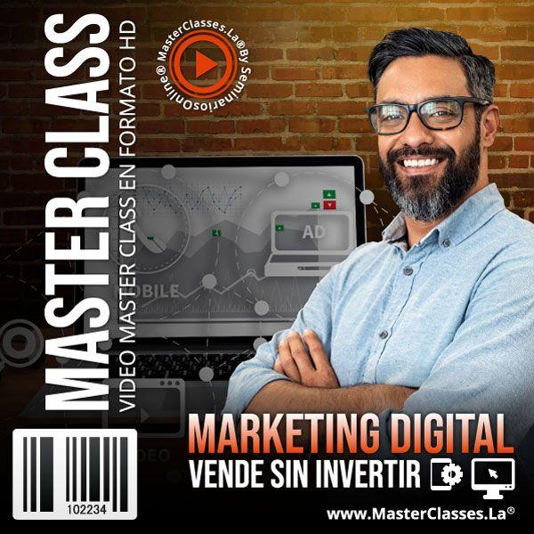 Curso Marketing Digital Vende sin Invertir