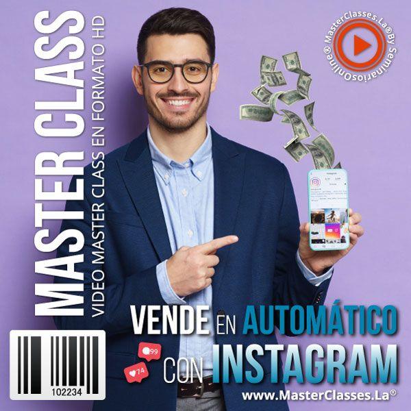 Curso Vende en Automático con Instagram