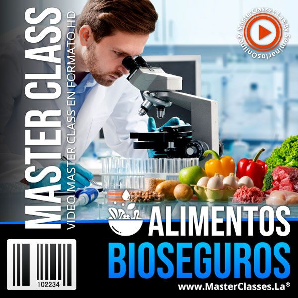 Curso Alimentos Bioseguros