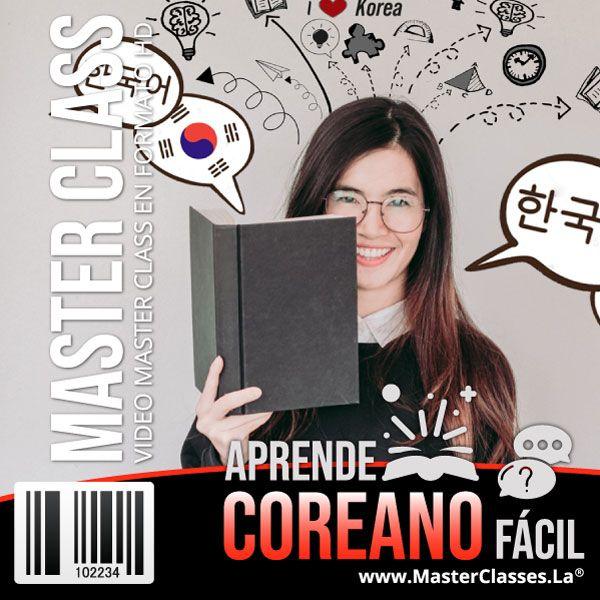 Curso Aprende Coreano Fácil