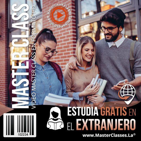 Curso Estudia Gratis en el Extranjero