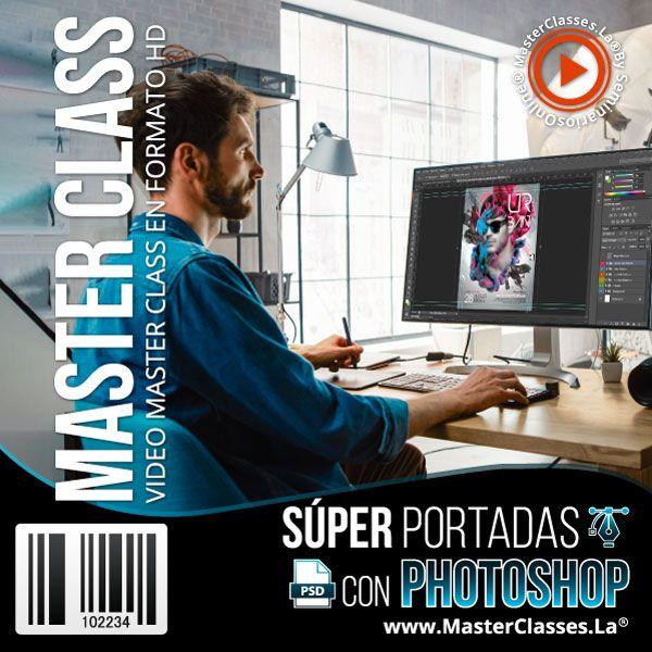 Curso Super Portadas con Photoshop