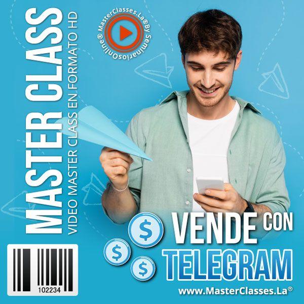 Curso Vende con Telegram