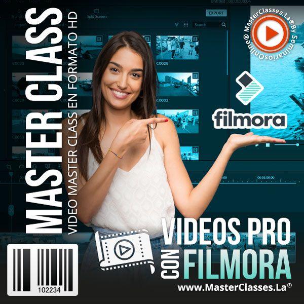 Curso Videos Pro con Filmora