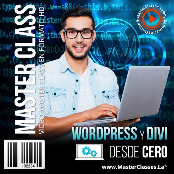 Curso Wordpress y Divi desde Cero