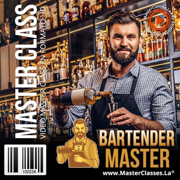 Curso Bartender Master
