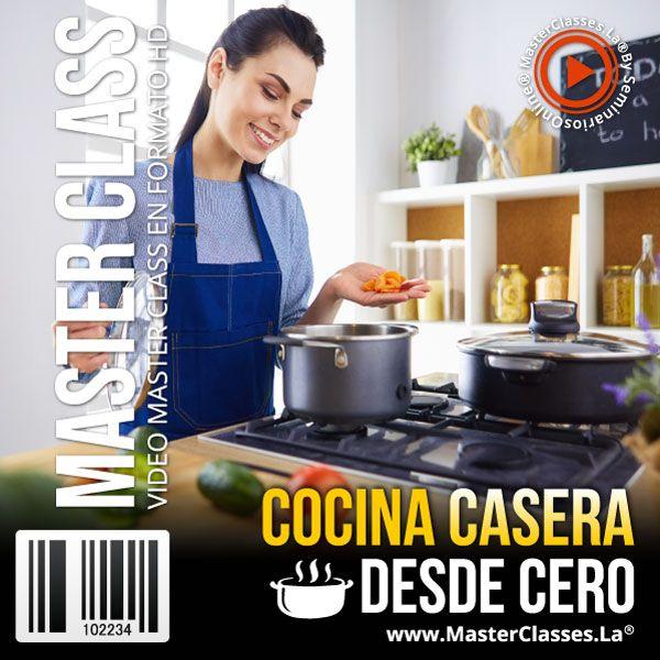 Curso Cocina Casera desde Cero