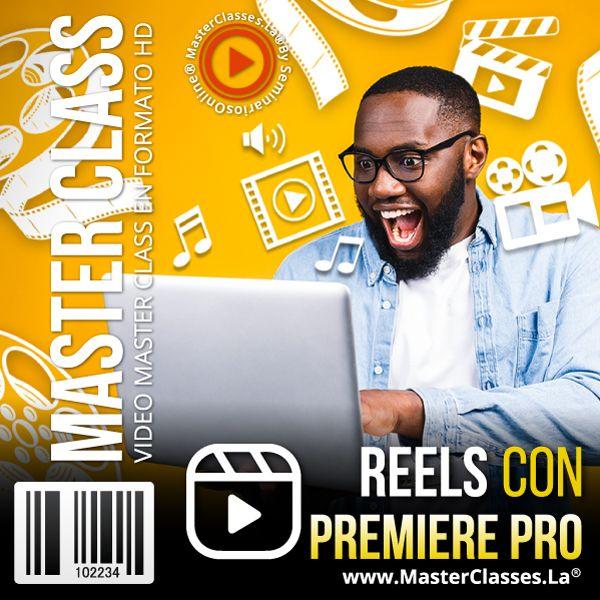 Curso Reels con Premiere Pro