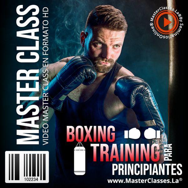 Curso Boxing Training para Principiantes