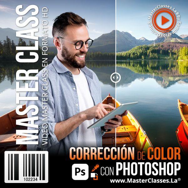 Corrección de Color con Photoshop
