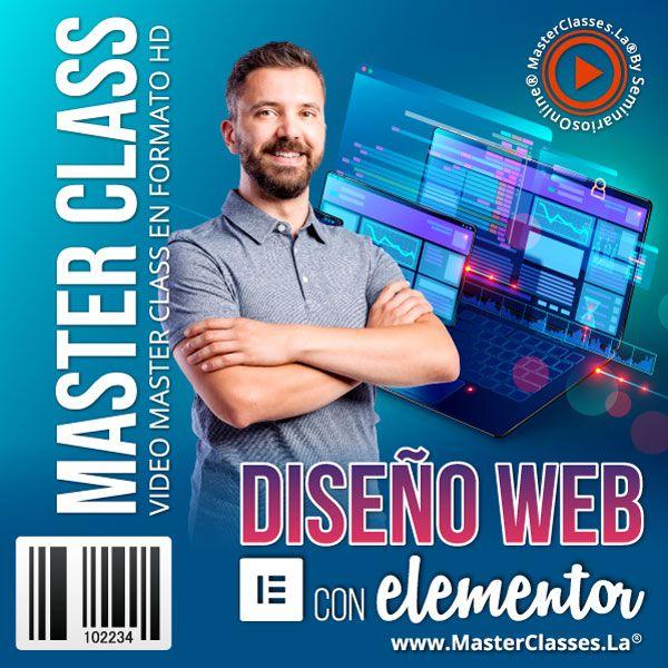Curso Diseño Web con Elementor