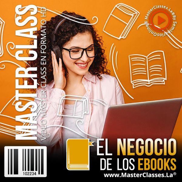 El Negocio de los E-books