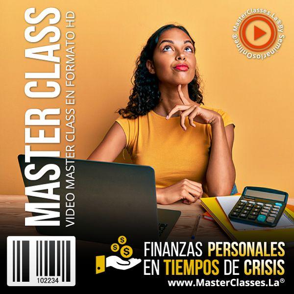 Curso Finanzas Personales en Tiempos de Crisis