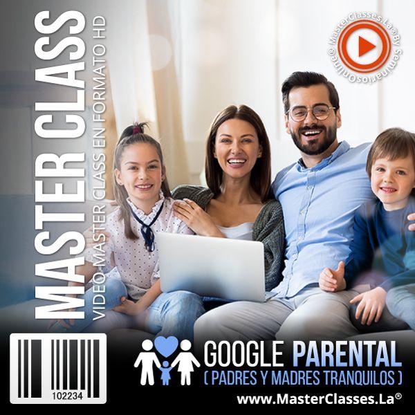 curso Google Parental (Padres y Madres Tranquilos)