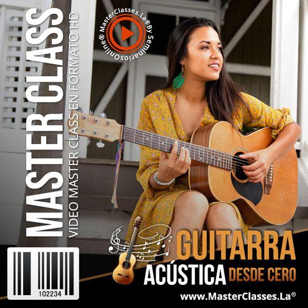 Guitarra Acústica desde Cero