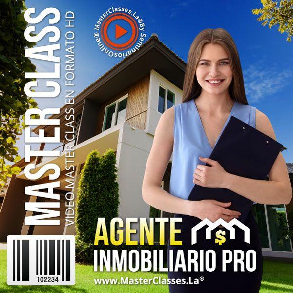 Curso Agente Inmobiliario Pro