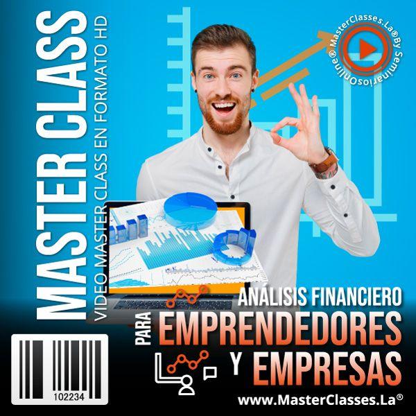 Curso Análisis Financiero para Emprendedores y Empresas