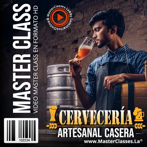 Curso Cervecería Artesanal Casera