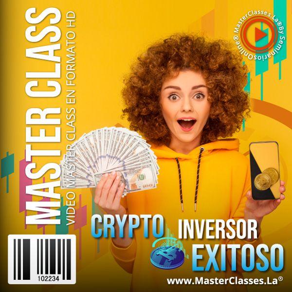 curso Crypto Inversor Exitoso
