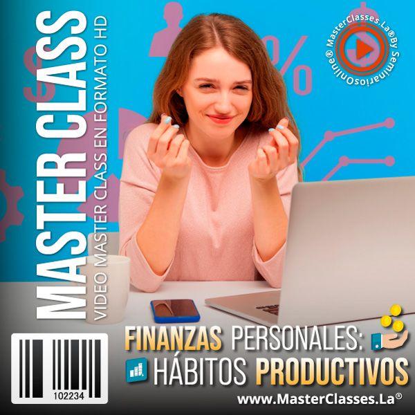 Curso Finanzas Personales Hábitos Productivos
