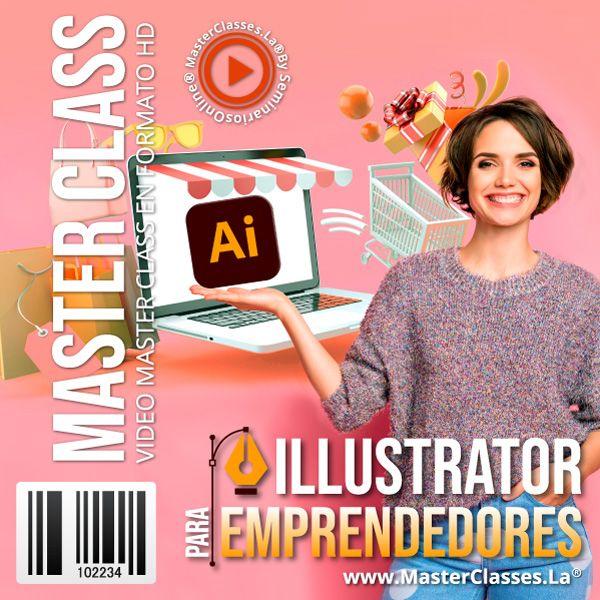 Curso Illustrator para Emprendedores