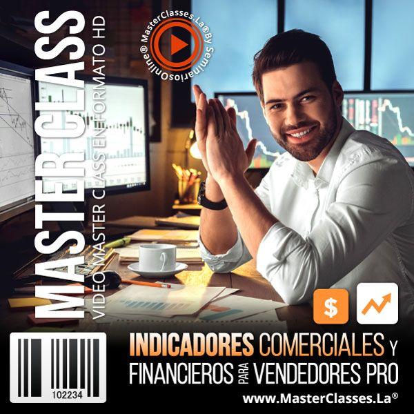 curso Indicadores Comerciales y Financieros para Vendedores Pro