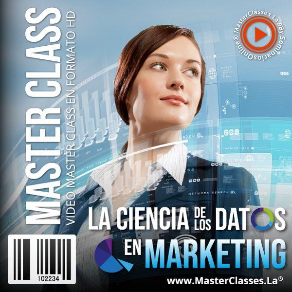 Curso La Ciencia de los Datos en Marketing