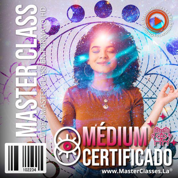 Curso Médium Certificado