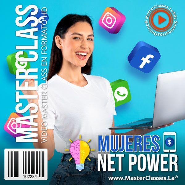 Curso Mujeres Net Power