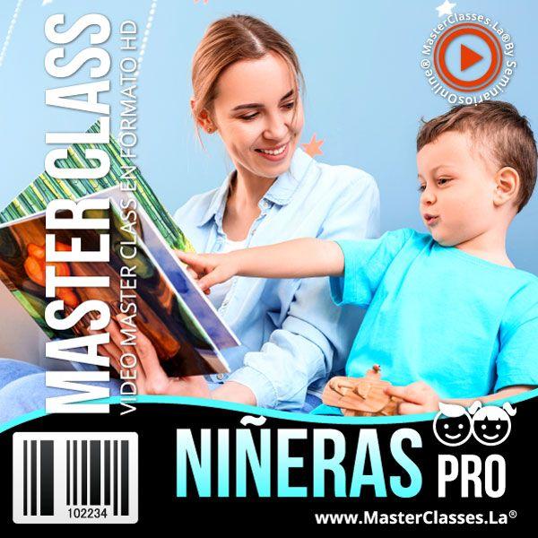 Curso Niñeras Pro