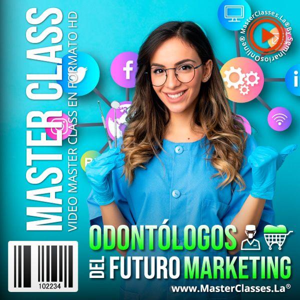 Curso Odontólogos del Futuro Marketing