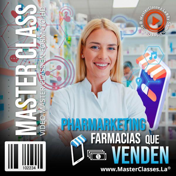 curso Pharmarketing Farmacias que Venden