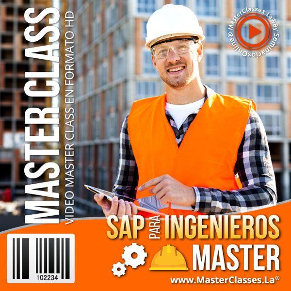 Curso SAP para Ingenieros Master