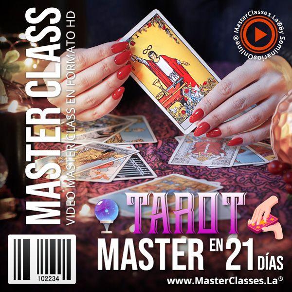Curso Tarot Master 21 Días