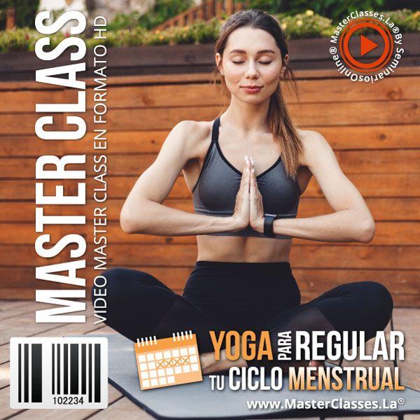 Curso Yoga para Regular tu Ciclo Menstrual