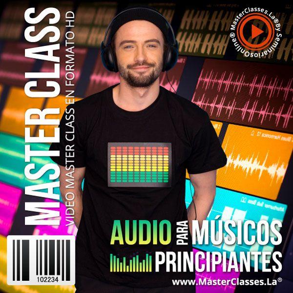 Audio para Músicos Principiantes
