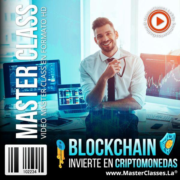 Blockchain Invierte en Criptomonedas