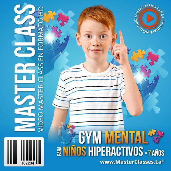 Gym Mental para Niños Hiperactivos 7 Años
